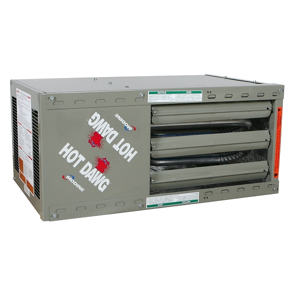 Modine Hd125 125 000 Btu Hot Dawg Garage And Shop Heater