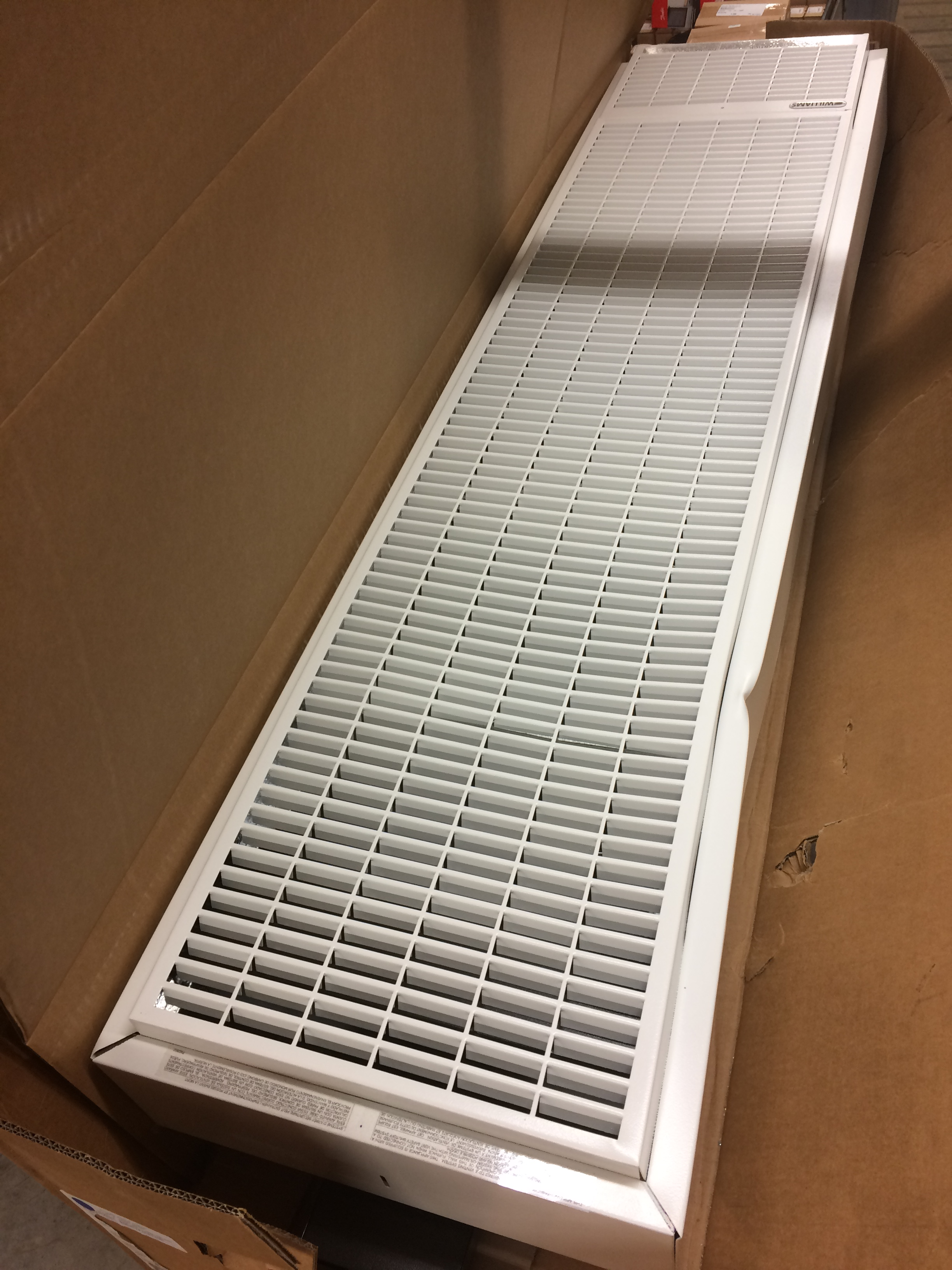 Williams 3559621a Monterey Top Vent Wall Furnace 35 000