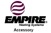 Empire Blue Flame Vent Free Heater