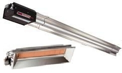 Heatstar Infrared Overhead & Tube Heaters