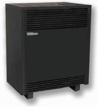 Williams A Enclosed Front Vented Hearth Heater