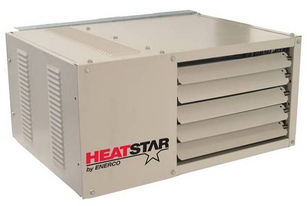 Heatstar Hsu50 50 000 Btu Compact Unit Heater Ng Lp