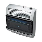 Mr. Heater MHVFG30TBLP (F255839) 30,000 Btu Vent Free Blue Flame Propane Garage / Shop Heater