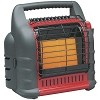 Mr. Heater MH18B 18,000 Btu Big Buddy Indoor Safe Portable Propane (LP) Heater - F274800