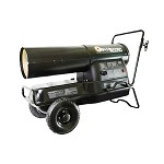 Mr. Heater MH175KTR 175,000 Btu Forced Air Portable Kerosene Heater - F270370