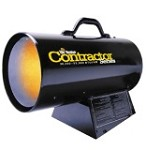 Mr. Heater MH35FA 35,000 Btu Forced Air Portable Propane Heater - F270035