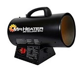 Mr. Heater MH60QFAV (F271370) 60,000 Btu Forced Air Portable Propane Heater