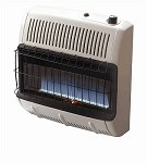 Mr. Heater MHVFB30NGT 30,000 Btu Vent Free Blue Flame Natural Gas Heater - F299170