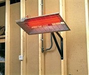 Mr. Heater MH25LP 22,000 Btu Propane Infrared Radiant Heater - F272100