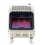Mr. Heater MHVFBF10LP 10,000 Btu Vent Free Blue Flame Propane (LP) Heater - F299710