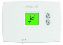 Honeywell TH1100DH1004/U Pro 1000 Horizontal Non-Programmable Thermostat