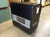 Williams 5002522A Glass Front Vented Hearth Heater - 50,000 btu - Natural Gas - SCRATCH AND DENT