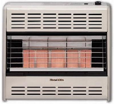 Hearthrite Hr30mn 30 000 Btu Vent Free Radiant Natural Gas