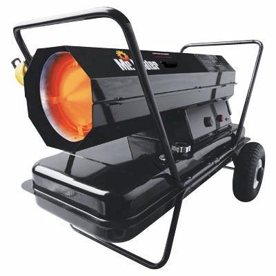 Mr Heater Mh210ktr 210 000 Btu Forced Air Portable