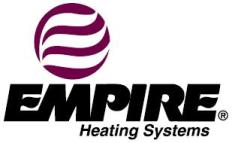 Empire Direct Vent Wall Heater