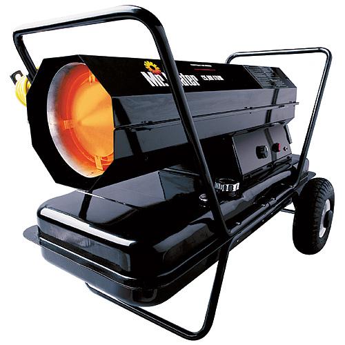 Mr Heater Mh125ktr 125 000 Btu Forced Air Portable