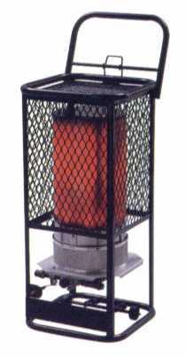 Heatstar By Enerco Hs125lp Portable Radiant Heater