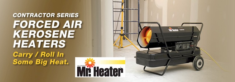 Mr Heater Kerosene Forced Air Heater