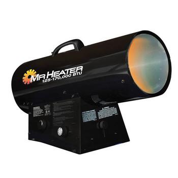 Mr Heater MH170QFAV 125,000 - 170,000 BTU Forced Air ...