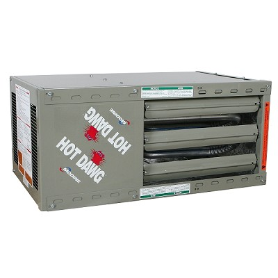 Modine HD75 75,000 btu Hot Dawg Garage and Shop Heater