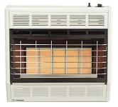 Empire SR30WNAT 30,000 Btu Radiant Vent Free Natural Gas Space Heater