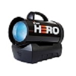 Mr. Heater MH60CLP (F228810) 60,000 Btu Battery Powered Cordless Forced Air Portable Propane (LP) Heater