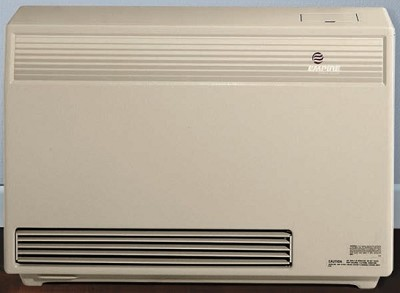 Empire DV20ENAT 20,000 Btu High Efficiency Direct Vent Natural Gas Wall Furnace