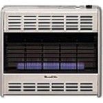 Hearthrite HB30TL 30000 Btu Vent Free Blue Flame Propane Heater With Thermostat