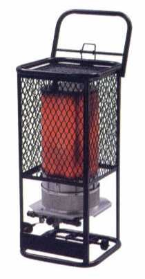 Heatstar By Enerco HS125LP Portable Radiant Heater - Propane - 125,000 Btu