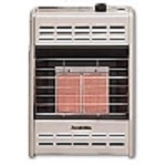 Hearthrite HR10TL 10,000 Btu Exceptional Value Vent Free Radiant Propane Heater With Thermostat