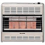 Hearthrite HR25TL 25,000 Btu Exceptional Value Vent Free Radiant Propane (LP) Heater With Thermostat