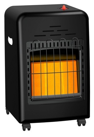 Mr. Heater MH18CH (F227500) Portable Propane Radiant Cabinet Heater