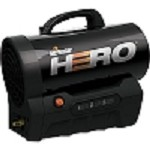 Mr. Heater MH35CLP (F227900) 35,000 Btu Battery Powered Cordless Forced Air Portable Propane (LP) Heater