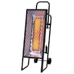 Mr. Heater MH35LP 35,000 Btu Propane Radiant Portable Heater - F270700