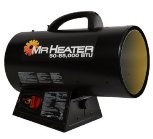 Mr. Heater MH85QFAV 85,000 Btu Forced Air Portable Propane Heater - F271380