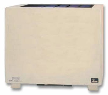 Empire RH65CBNAT 65,000 Btu Vented Room Console Heater - Closed Front With Blower - Natural Gas