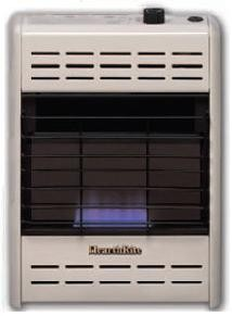 Hearthrite HB10MN 10000 Btu Vent Free Blue Flame Natural Gas Heater