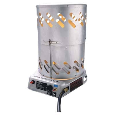 Mr. Heater MH80CVX 30,000 - 80,000 Btu Propane Convection Heater - F270490