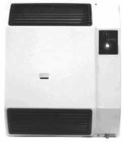 Williams 0743512 High Efficiency Direct Vent Furnace - 7400 btu - Natural Gas