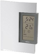 Honeywell Aube TH140-28-01-B Programmable Thermostat - 5 amp Resitive / 2 amp Inductive - 24, 120 and 240 VAC